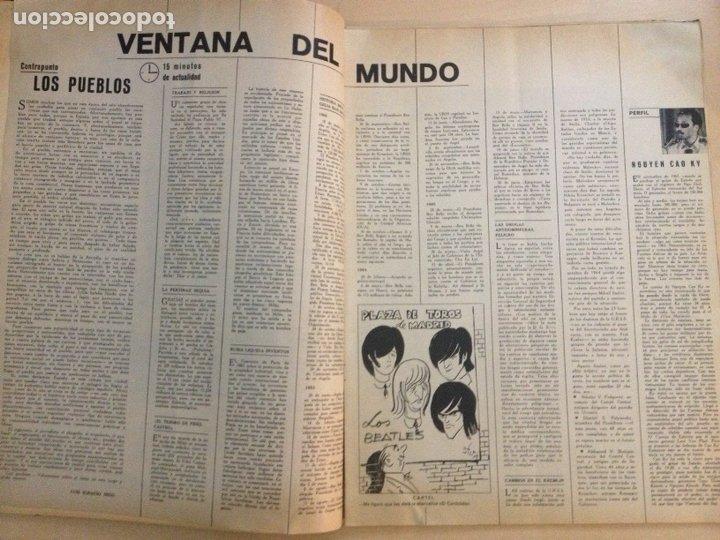 Revistas de música: BEATLES - LA ACTUALIDAD ESPAÑOLA NUM. 704 - CLAUDIA CARDINALE - Foto 6 - 239906380