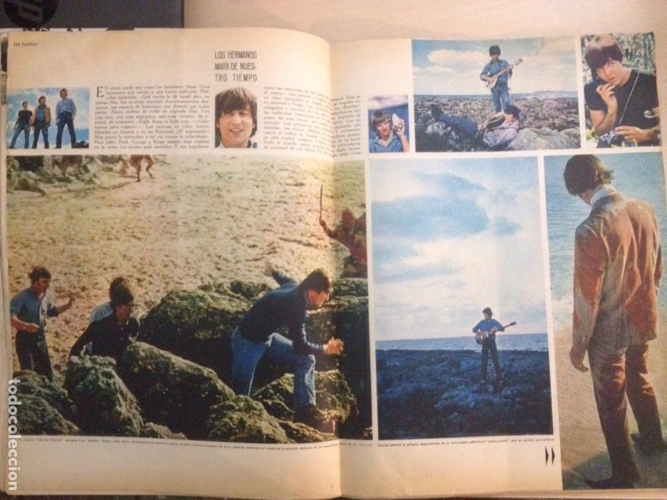 Revistas de música: BEATLES - LA ACTUALIDAD ESPAÑOLA NUM. 704 - CLAUDIA CARDINALE - Foto 9 - 239906380