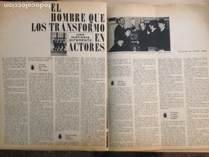 Revistas de música: BEATLES - LA ACTUALIDAD ESPAÑOLA NUM. 704 - CLAUDIA CARDINALE - Foto 10 - 239906380