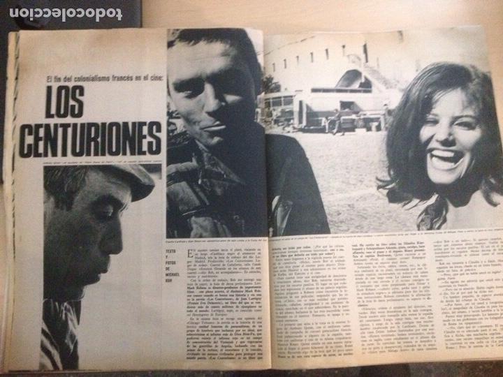 Revistas de música: BEATLES - LA ACTUALIDAD ESPAÑOLA NUM. 704 - CLAUDIA CARDINALE - Foto 11 - 239906380