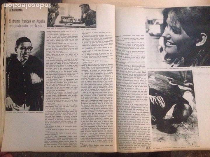Revistas de música: BEATLES - LA ACTUALIDAD ESPAÑOLA NUM. 704 - CLAUDIA CARDINALE - Foto 12 - 239906380