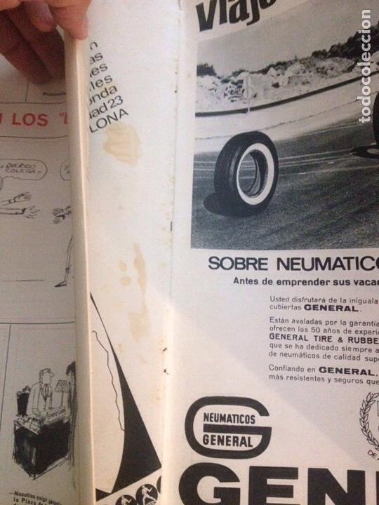 Revistas de música: BEATLES - LA ACTUALIDAD ESPAÑOLA NUM. 704 - CLAUDIA CARDINALE - Foto 15 - 239906380
