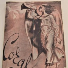 Revistas de música: REVISTA MUSICAL CORAL Nº 1, ÓRGANO DE LAS AGRUPACIONES CORALES DE ESPAÑA E HISPANOAMÉRICA 1951. Lote 240051415