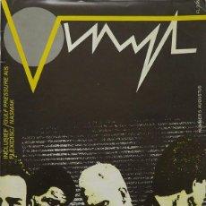 Riviste di musica: VINYL Nº 5. EYELESS IN GAZA, THE FALL, LOUNGE LIZARDS … HOLANDA AGOSTO 1981. INCLUYE FLEXIDISC. Lote 240163640