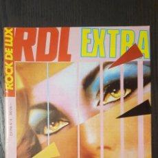 Revistas de música: REVISTA - ROCK DE LUX - EXTRA Nº 6 - 200 CHICAS DEL ROCK - ALASKA, ANA CURRA, KATE BUSH, ABBA. Lote 241006065