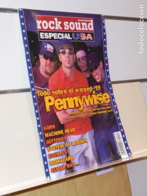 REVISTA ROCK SOUND ESPECIAL USA (Música - Revistas, Manuales y Cursos)
