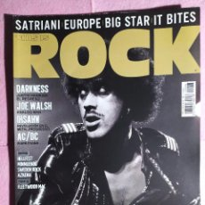 Revistas de música: MAGAZINE THIS IS ROCK 98 - THIN LIZZY - JOE SATRIANI - THE DARKNESS - JOE WALSH. Lote 242862010