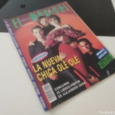 Revistas de música: EL GRAN MUSICAL 370. INXS. OLÉ OLÉ. FANGORIA. CROWDED HOUSE. LONDONBEAT. CHARLATANS. LIMONES.. Lote 244480590