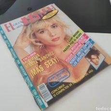 Revistas de música: EL GRAN MUSICAL 361. MARTA SÁNCHEZ. THE CURE. GARY MOORE. SINIESTRO. SAU. M. JACKSON. C. ROSENVINGE.. Lote 244481805