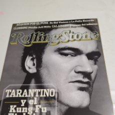 Revistas de música: REVISTA ROLLING STONES - NUM 52 - QUENTIN TARANTINO. Lote 245026075