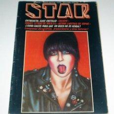 Revistas de música: REVISTA MUSICAL STAR Nº 55 - FEBRERO DE 1980. Lote 245572725