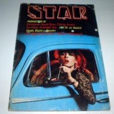 Revistas de música: REVISTA STAR Nº 56 - MARZO DE 1980 AVIADOR DRO. Lote 245572935