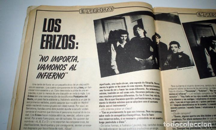 Revistas de música: REVISTA STAR Nº 56 - MARZO DE 1980 AVIADOR DRO - Foto 4 - 245572935