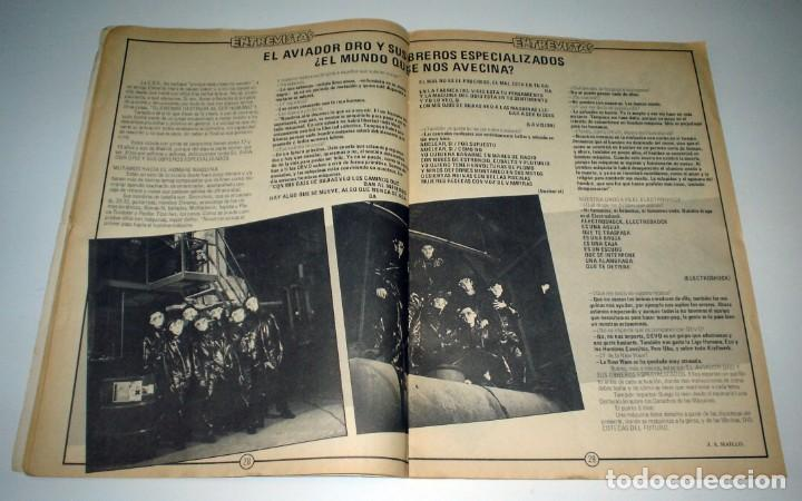 Revistas de música: REVISTA STAR Nº 56 - MARZO DE 1980 AVIADOR DRO - Foto 5 - 245572935
