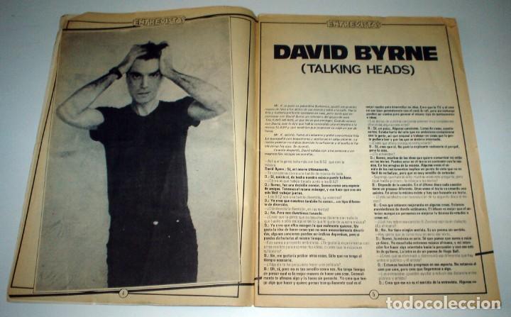 Revistas de música: REVISTA STAR Nº 56 - MARZO DE 1980 AVIADOR DRO - Foto 6 - 245572935