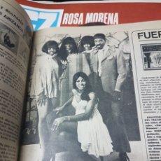 Revistas de música: ANUNCIO IKE Y TINA TURNER. Lote 245899830