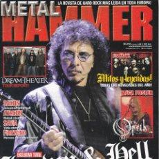 Revistas de música: METAL HAMMER Nº 242. REVISTA MENSUAL DE HEAVY METAL. Lote 246461705