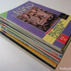 Revistas de música: LOTE REVISTAS RITMO. AÑO 1988 COMPLETO + ESPECIAL 60 ANIVERSARIO.. Lote 248180775