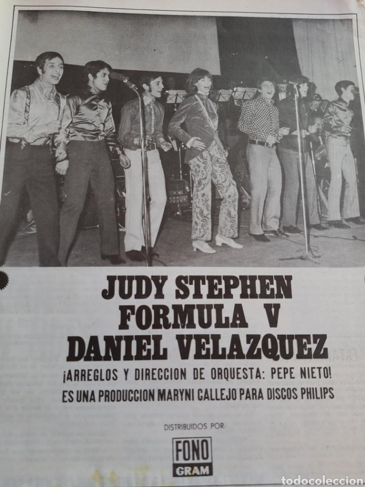 Revistas de música: Revista musical Discobolo. N°140 .1968 - Foto 3 - 248193165
