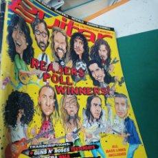 Revistas de música: GUITAR. FEBRUARY 1993. Lote 248234990
