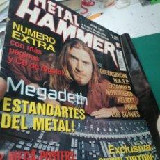 Revistas de música: METAL HAMMER. N. 113. Lote 248235760