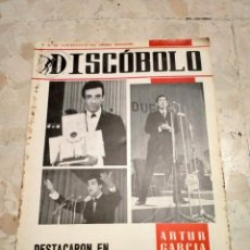 Revistas de música: REVISTA MUSICAL DISCOBOLO, Nº 106, VALEN, 15 DE AGOSTO 1966. Lote 252812700