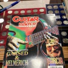 Revistas de música: REVISTA GUITAR PLAYER. Lote 253604755