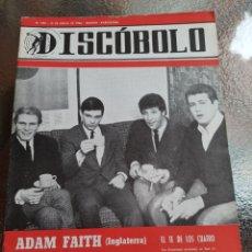 Revistas de música: REVISTA MUSICAL DISCOBOLO. JUNIO 1966. Lote 254604010