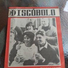 Revistas de música: REVISTA MUSICAL DISCOBOLO. NOVIEMBRE 1964. Lote 254605870
