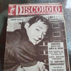 Revistas de música: REVISTA MUSICAL DISCOBOLO. SEPTIEMBRE 1962. Lote 254606175
