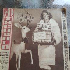 Revistas de música: REVISTA MUSICAL DISCOBOLO. DICIEMBRE 1963. Lote 254606635
