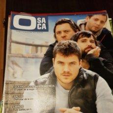 Revistas de música: EL CANTO DEL LOCO REPORTAJE. Lote 255655125