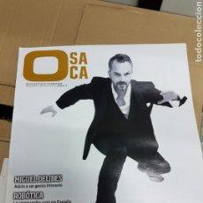 Revistas de música: REPORTAJE MIGUEL BOSÉ. Lote 256059910