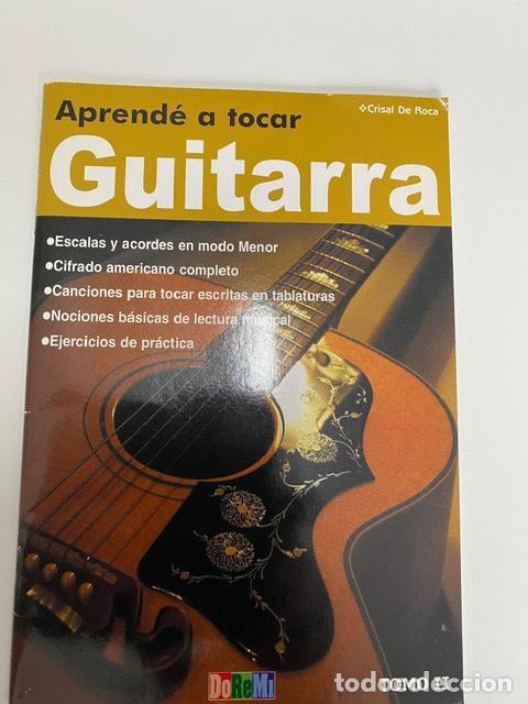 APRENDÉ A TOCAR GUITARRA, EDICIÓN ARGENTINA, VER FOTOS (3,33 ENVÍO CERTIFICADO) (Música - Revistas, Manuales y Cursos)