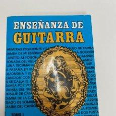 Riviste di musica: ENSEÑANZA DE GUITARRA TOMO I, ARNOLDO PINTOS (3,33 ENVÍO CERTIFICADO). Lote 259918620