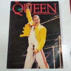Revistas de música: QUEEN ENTRE EL AMOR Y LA MUERTE (2776/21). Lote 260820035