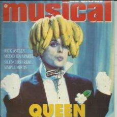 Riviste di musica: EL GRAN MUSICAL. Lote 261266760
