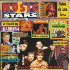 Riviste di musica: MUSIC STARS. Lote 261279410