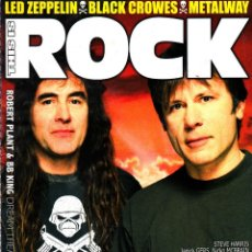 Revistas de música: REVISTA THIS IS ROCK NUMERO 27 IRON MAIDEN. Lote 261298535