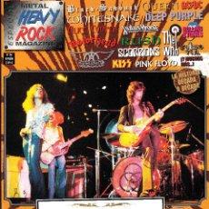 Revistas de música: REVISTA HEAVY ROCK ESPECIAL NUMERO 96 ¡VUELVEN LOS 70!. Lote 261301690