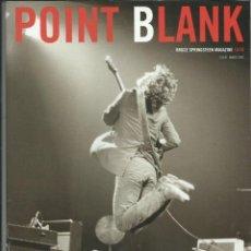 Revistas de música: POINT BLANK MARZO 2002. Lote 261968190