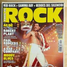 Revistas de música: THIS IS ROCK 42 QUEEN HEROES DEL SILENCIO AC/DC ELVIS PRESLEY. Lote 262063530