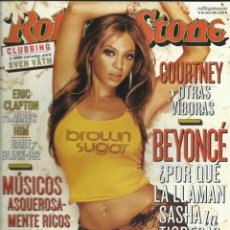 Magazines de musique: ROLLING STONES NUMERO 54. Lote 262070275