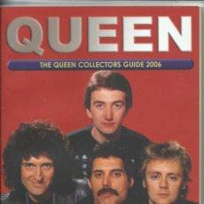 Revistas de música: QUEEN GUIA COMPLETA 2006. Lote 262601395