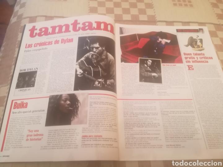 Revistas de música: Revista efe eme. Nº 66. Marzo 2005. Rolling Stones. La Habitación Roja. Amaral. Beck. Chunguitos. - Foto 3 - 262642095