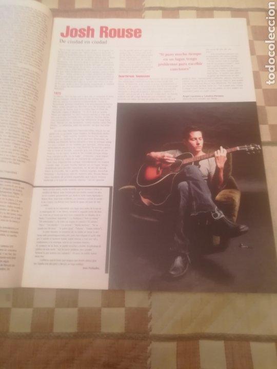 Revistas de música: Revista efe eme. Nº 66. Marzo 2005. Rolling Stones. La Habitación Roja. Amaral. Beck. Chunguitos. - Foto 4 - 262642095