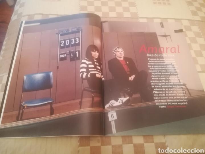 Revistas de música: Revista efe eme. Nº 66. Marzo 2005. Rolling Stones. La Habitación Roja. Amaral. Beck. Chunguitos. - Foto 5 - 262642095