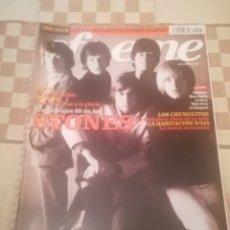 Revistas de música: REVISTA EFE EME. Nº 66. MARZO 2005. ROLLING STONES. LA HABITACIÓN ROJA. AMARAL. BECK. CHUNGUITOS.. Lote 262642095