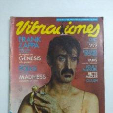 Revistas de música: VIBRACIONES Nº80/MADNESS.. Lote 263720750