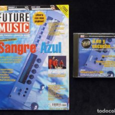Revistas de música: REVISTA FUTURE MUSIC Nº 6 + CD. 1997. Lote 266200073